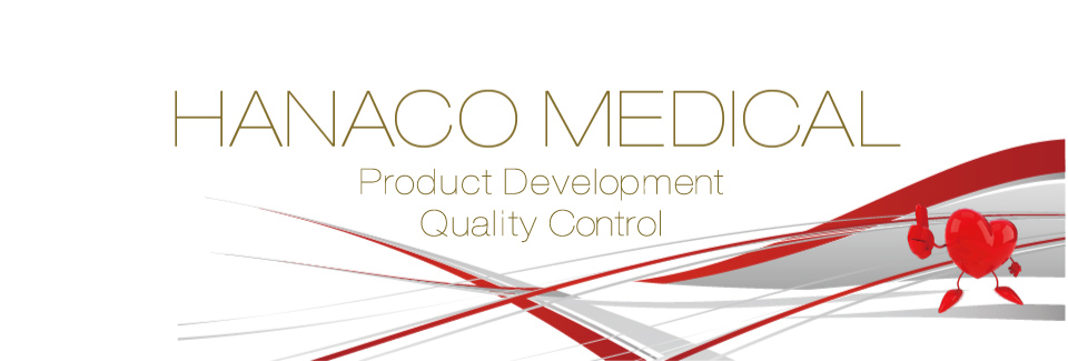 HANACO MEDICAL Product Development Quality Control